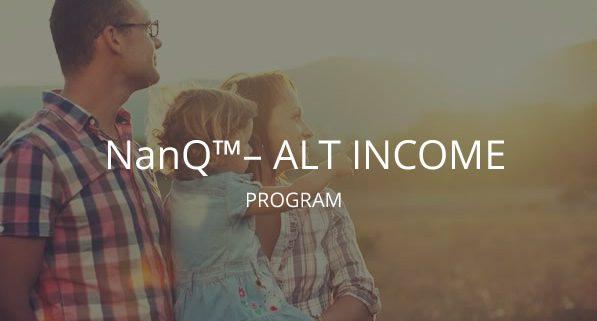 NanQ™ – Alternative (Blended) Income