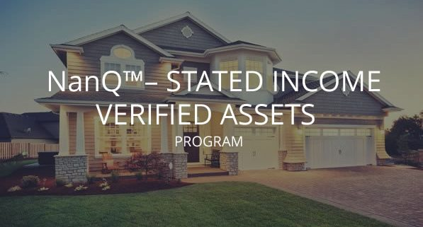 NanQ-–-Stated Income Verified Assets