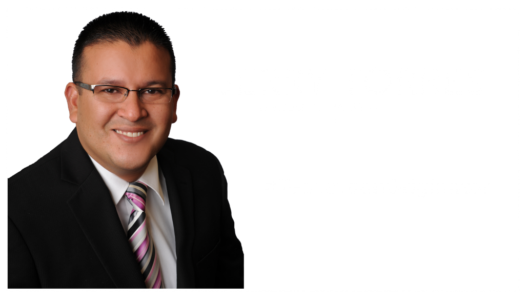 Jerry Torres Pro | #TechieLoanOriginator